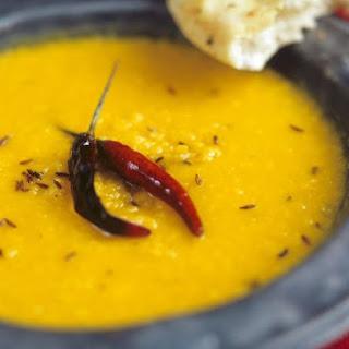 Yellow Lentil Dhal.