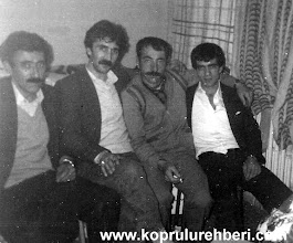 Photo: Baddin SARIKAYA, Selahattin SARIKAYA, Atilla KARAKILIÇ ve Cemil KARAKILIÇ