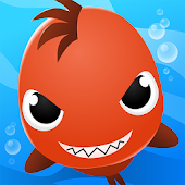 Piranh.io – Fish io game with Megalodon 🦈