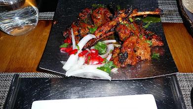 Photo: Lamb chops at Bhatti