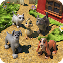 Farm Animals for Toddlers kids