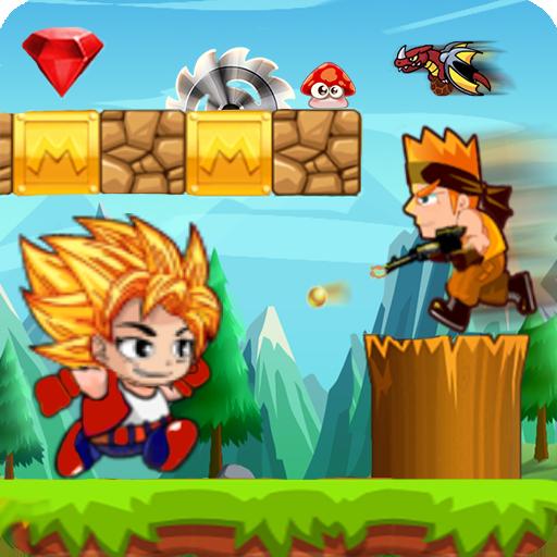 Goku Saiyan Warriors