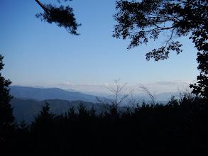 残念なら富士山は雲の中