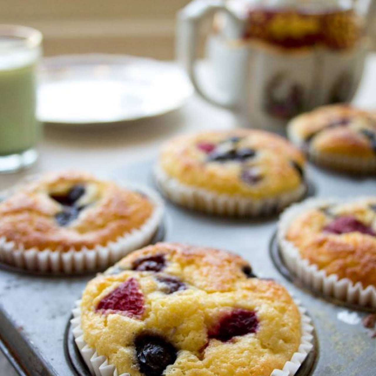 Grab & Go Low Carb Muffins