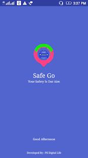 Safe Go - náhled