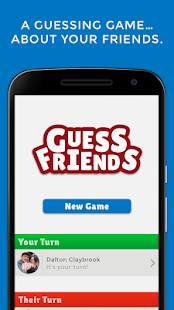 Guess Friends: A Guessing Game - náhled