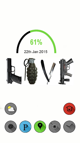 android Full Panoply of Loving Terms Screenshot 2