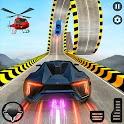 GT Car Racing Car Stunts Mega Ramp Games icon