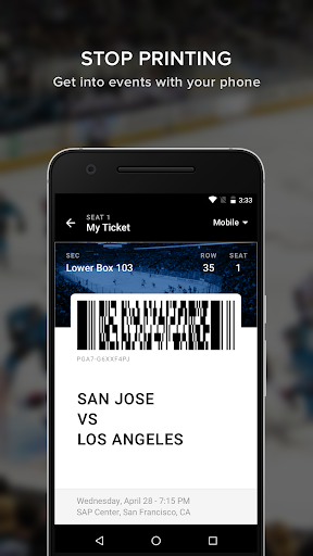 Gametime - Tickets to Sports, Concerts, Theater Screenshot