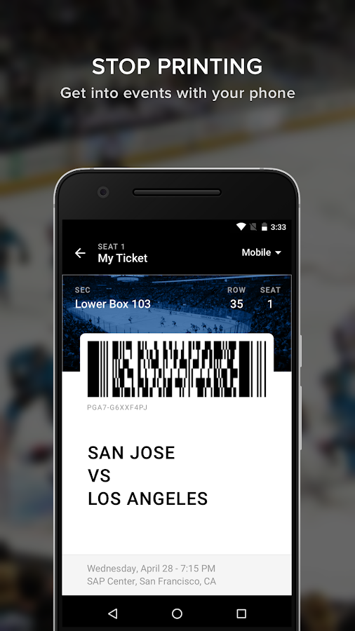 Gametime - Tickets to Sports, Concerts, Theater- screenshot