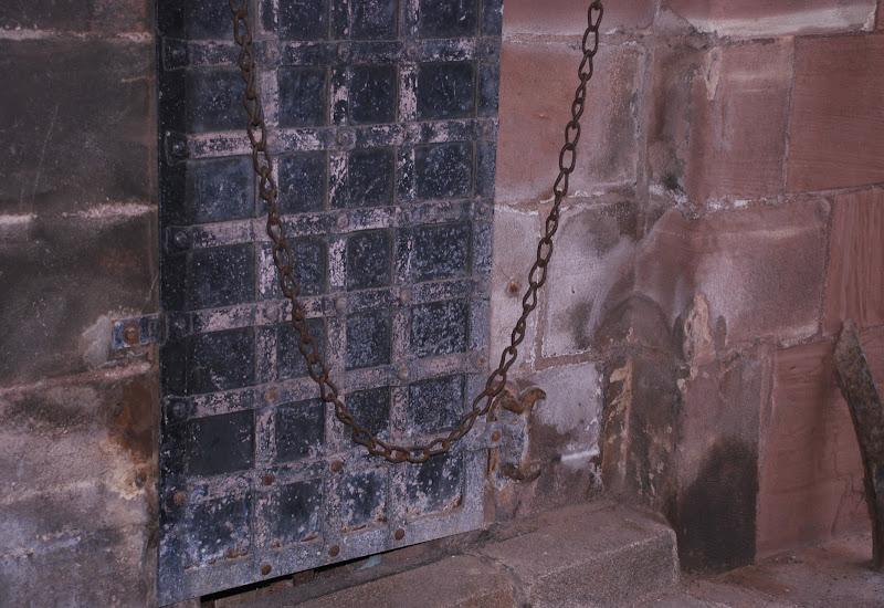 La chaîne rouillée. di luiker