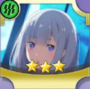 エミリア(寝間着の天使)