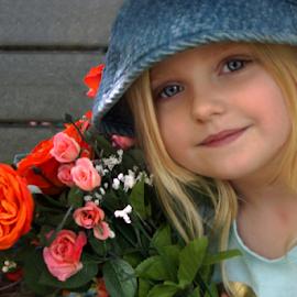 Adorable by Cheryl Korotky - Babies & Children Child Portraits