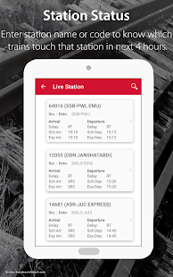 Indian Railway IRCTC PNR App- screenshot thumbnail
