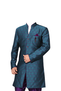 Sherwani Photo Suit - náhled