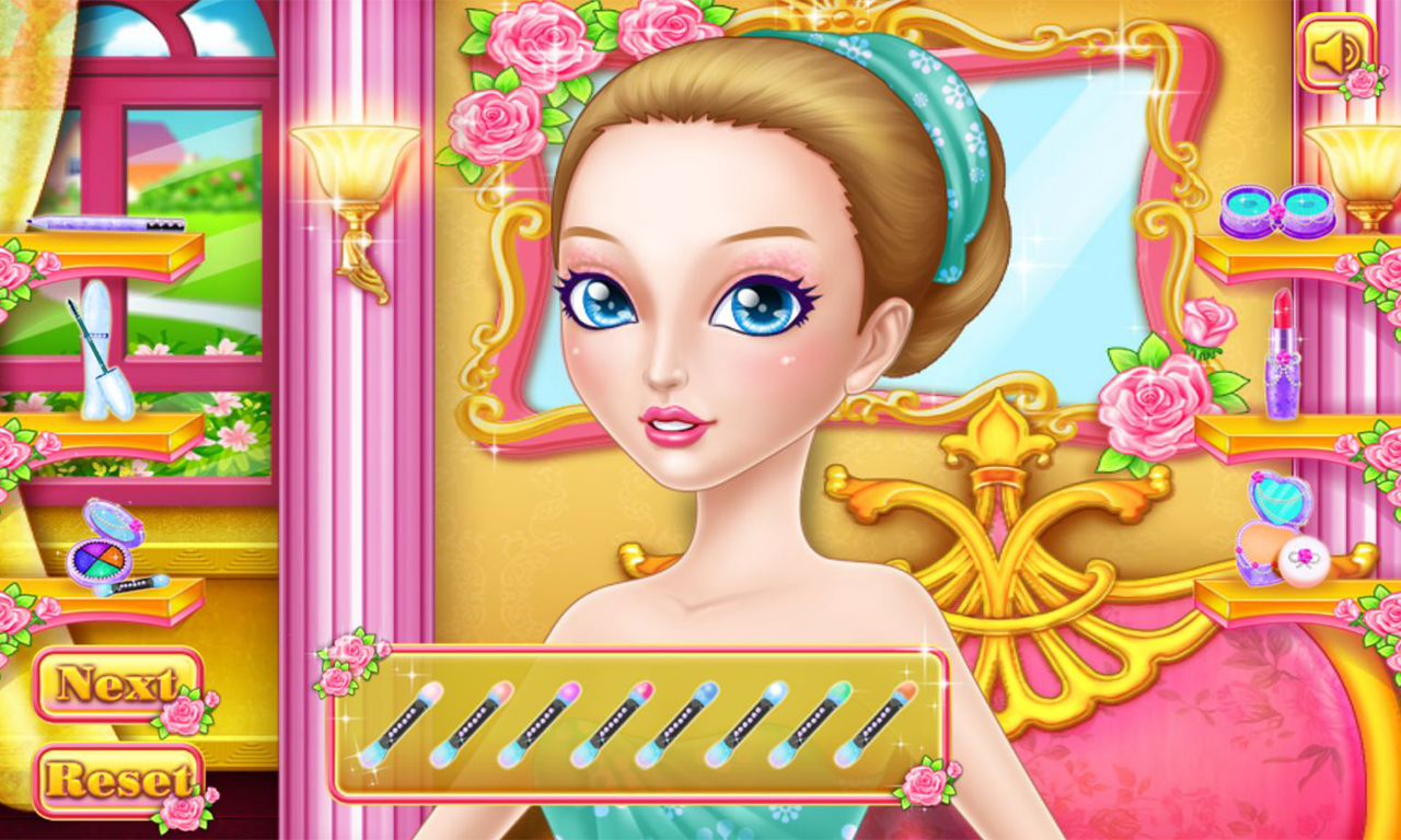Princess bath spa salon- screenshot