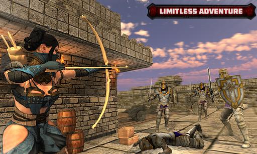 American Ninja Sword Fight with Assassin Warrior 1.0.1 de.gamequotes.net 1