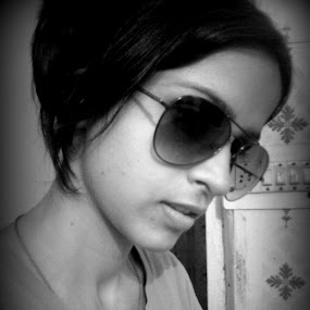 googs... by Shafaly Sharma - People Portraits of Women ( pwcsunglasses )
