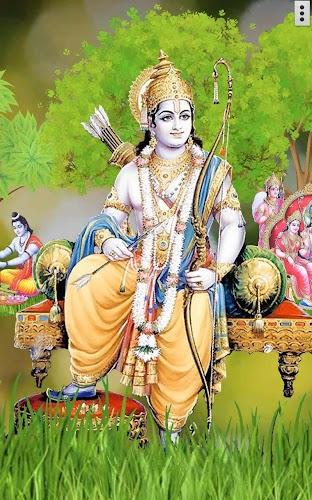Download 4d Shri Rama शर रम दरबर Live Wallpaper
