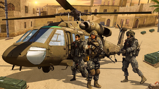 Fire Free Battle Royale: Cover Fire Special Force  screenshots 4