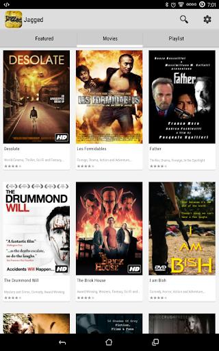 Jagged Movies & TV 9.5 screenshots 10