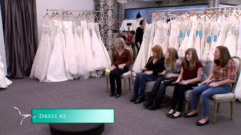 Wedding Gown Showdown