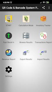 QR Code & Barcode System Pro Screenshot