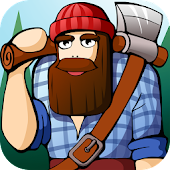 Lumberjack Game - Chop The Tree