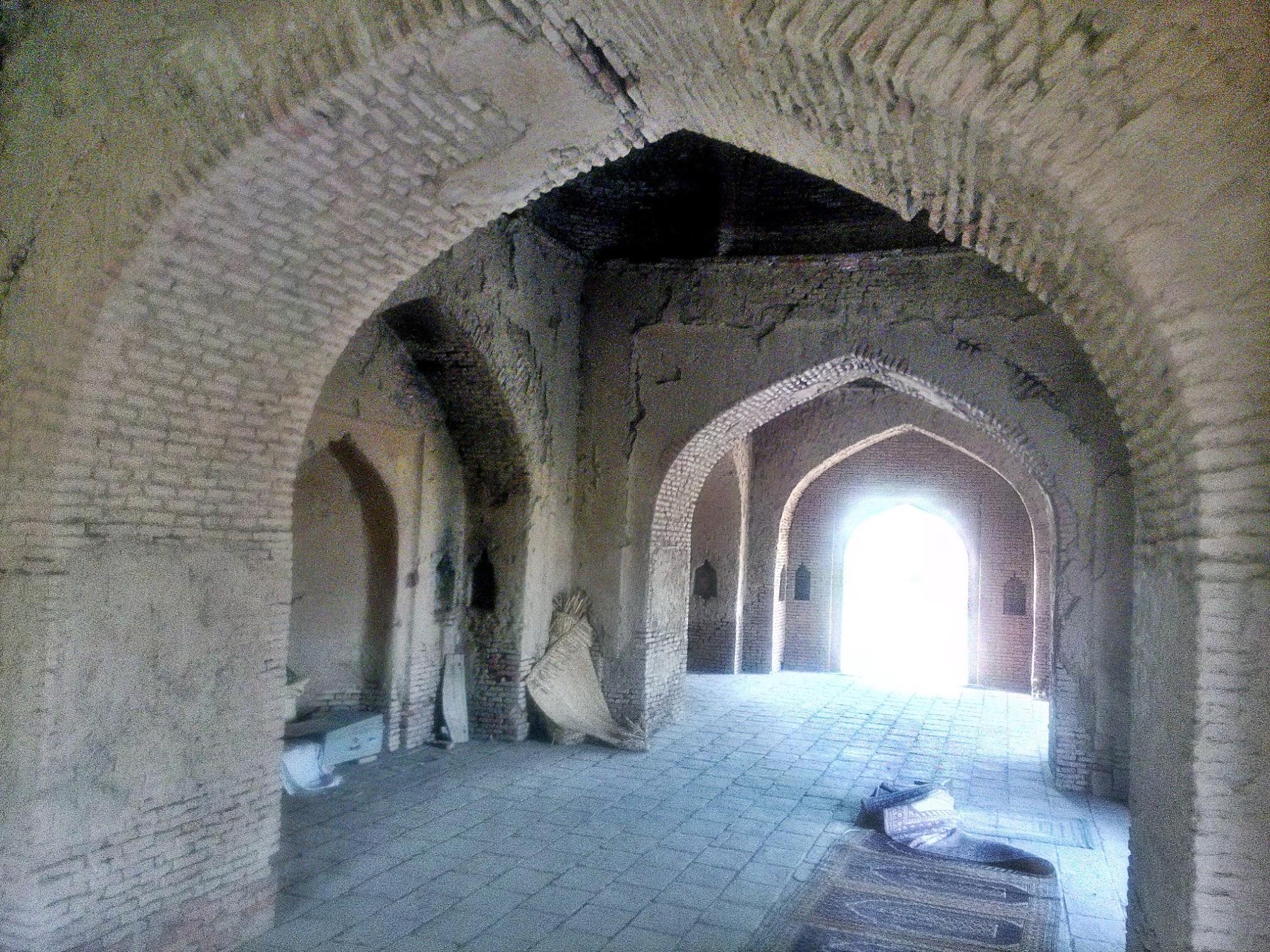 Interior - Arches
