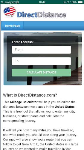 Distance Calculator APK 5.0