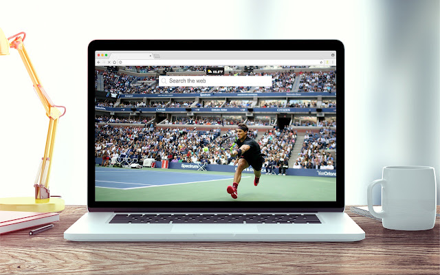 US Open Wallpapers New Tab Theme