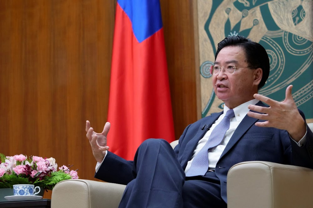 Taiwan talks of military conflict if China pushes it too far