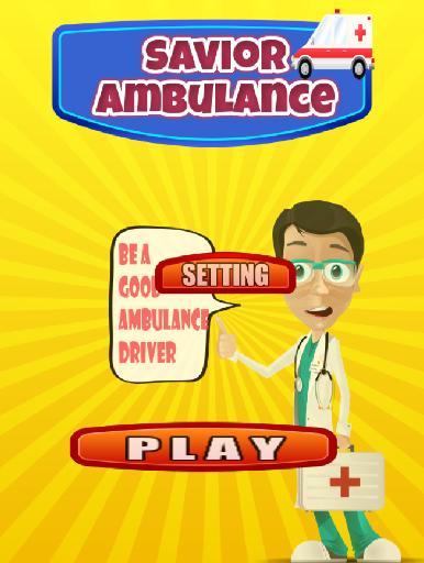 Savior Ambulance
