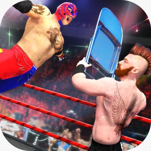 Wrestling Cage Revolution : Wrestling Games