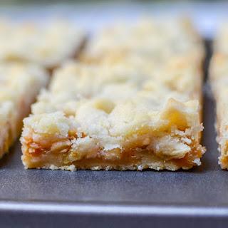 Caramel Apple Butter Bars