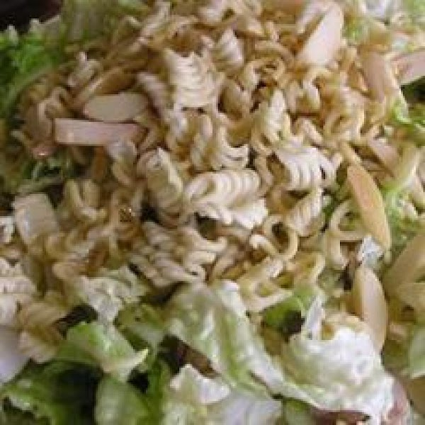 Chinese Lettuce Salad Recipe