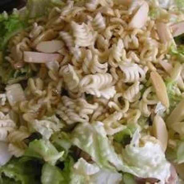 Chinese Lettuce Salad Recipe