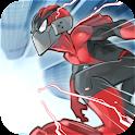 Spider Robo Endless Run icon