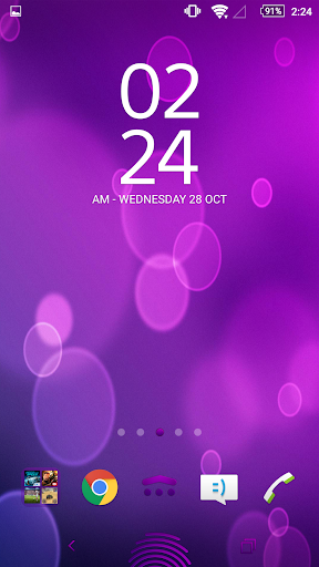 Theme - Purple