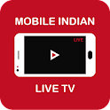 Mobile Indian Live TV Pro icon