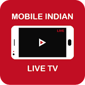 Mobile Indian Live TV Pro