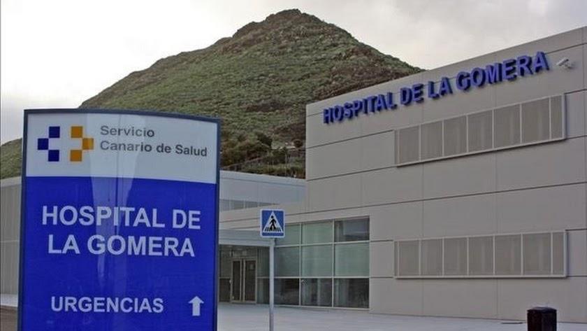 Imagen del Hospital de La Gomera.