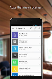 PowerApps- screenshot thumbnail