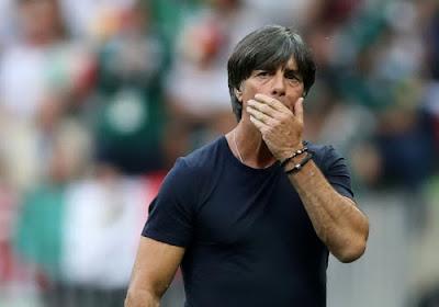 Duits bondscoach Joachim Löw gaat zondag indrukwekkend record evenaren