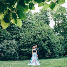 Wedding photographer Nika Radynskaya (Nichonok). Photo of 09.07.2016