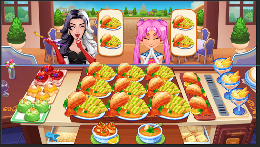 Cooking Master :Fever Chef Restaurant Cooking Game apkpoly screenshots 2