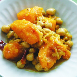 10 best bengali vegetarian recipes bengali squash with chickpeas recipe bengali squash with chickpeas recipe forumfinder Images