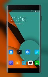 Theme for Lenovo Zuk Z2 geometric wallpaper - náhled