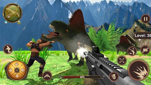 Dinosaur Hunter 2019 - Escape or Shoot,Choice Your 1.4 screenshots 1