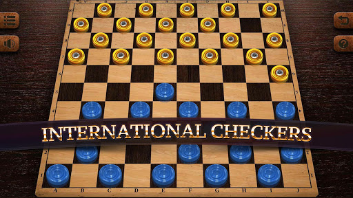 Checkers Elite screenshot